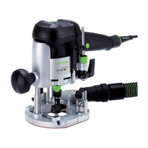 FESTOOL Oberfräse OF 1010 EBQ-Plus im neuen Systainer T-LOC: Amazon.de: Baumarkt