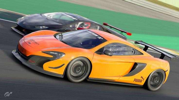 https://flic.kr/p/E12DWH | GT Sport | These were taken from an online race.#GTSport #Screenshot #Photomode #playstation #ps4 #PS4Share #racing #track #car #Lamborghini #mclaren