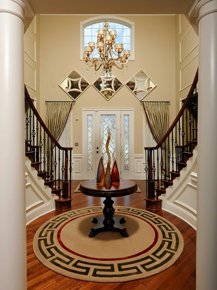 390 best images about foyers, lobbies & entryways on pinterest ...