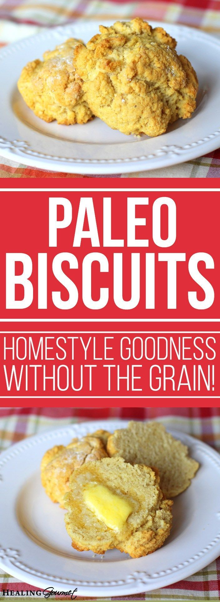 Looking for the perfect Paleo biscuits for a lazy weekend breakfast? This quick recipe rivals the traditional and can be on the table in just 30 minutes!