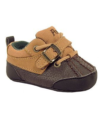 Okay, These are extremely cute!!! Ralph Lauren Baby Shoes, Baby Boys Duck Boot http://www1.macys.com/shop/product/ralph-lauren-baby-shoes-baby-boys-duck-boot?ID=594172