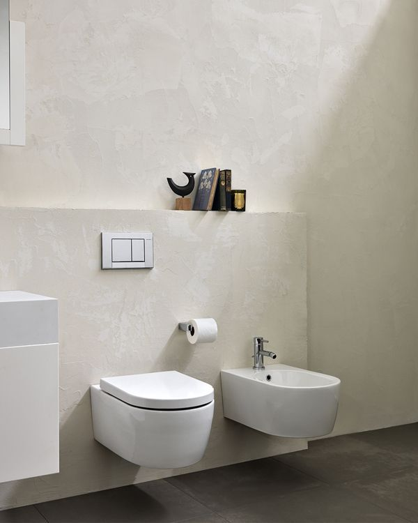 My Dream Home Will Have An Energy Efficient Dual Flush Wall Hung Toilet With Matching Bi