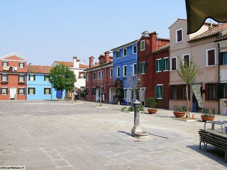 Isola di Burano - Venezia