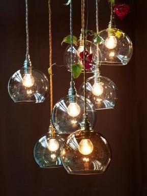 Rowan pendant, Pendants, Contemporary pendants, Contemporary lighting, Holloways of Ludlow