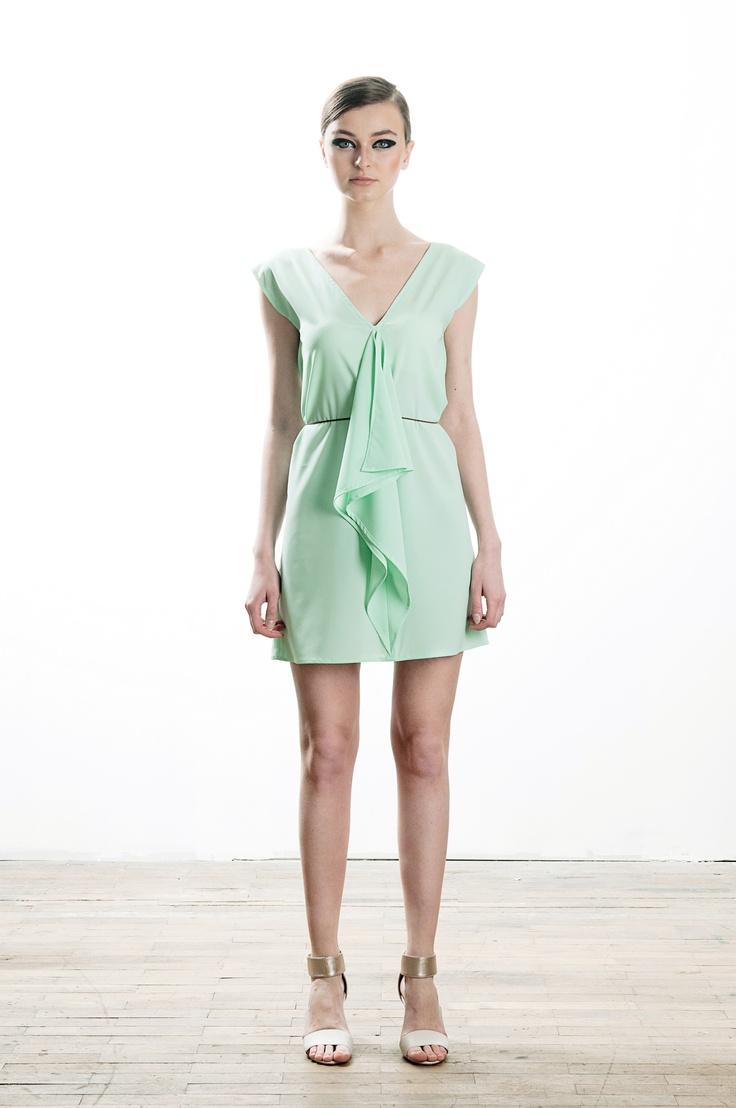 Mint dress, me spring / summer 2013  79€