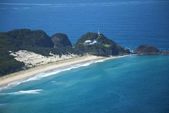 Pictures of Sugarloaf Point Lighthouse Holiday Accommodation, Seal Rocks - Traveler Photos - TripAdvisor