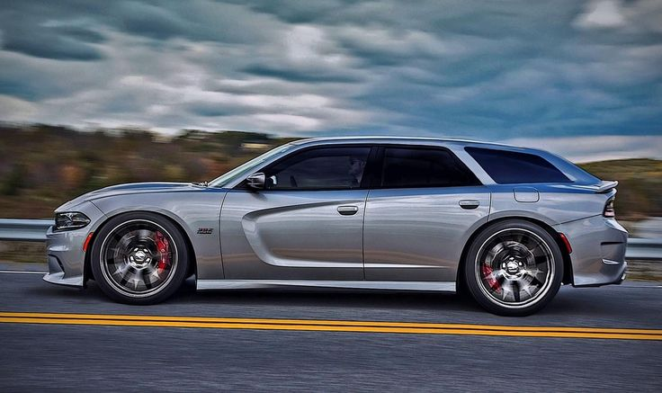dodge charger hellcat wagon