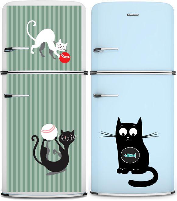 Personalised fridge by Kudu Magnets