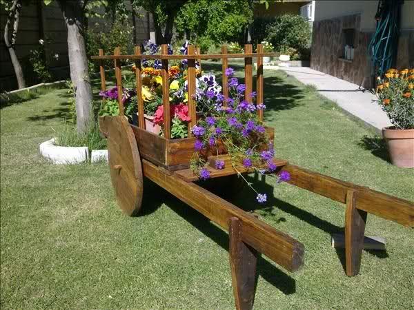 jardines bonitos con flores y plantas jardines pinterest bonito