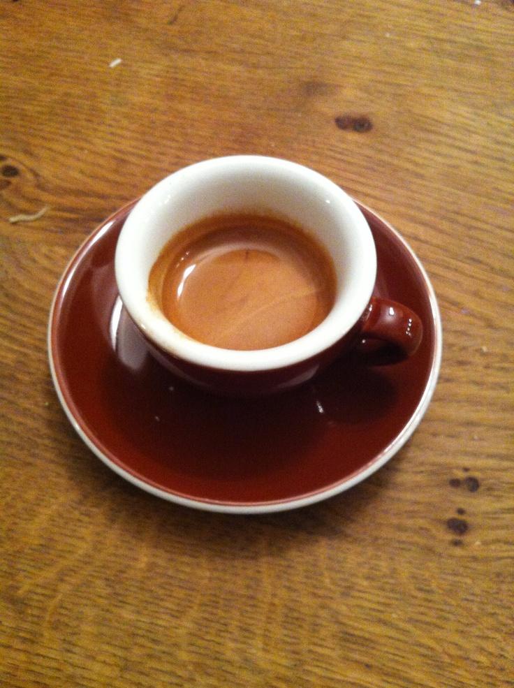 espresso perfetto.