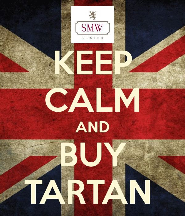 don't forget about our National Tartan Day sale on One Kings Lane.