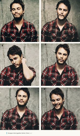 Image about taylor kitsch in BOYS by P O I S O N I V Y