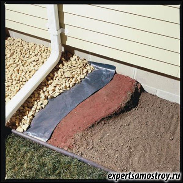 249 best images about rainwater barrels and drainage on for Fixing drainage issues around house