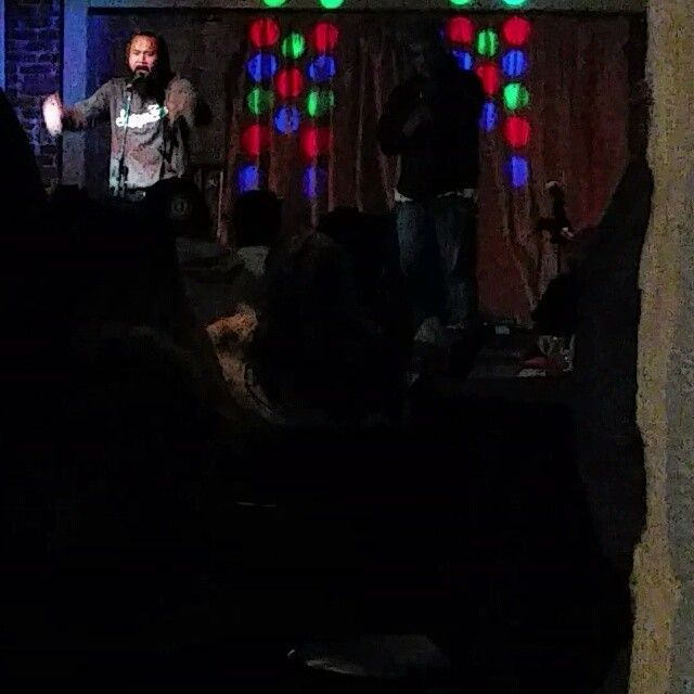 Water for Flint Benefit Concert Btyb Xai (Zay) performed on Thursday at Apache Cafe