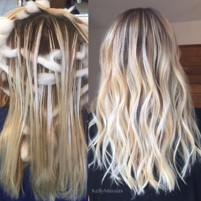 MAKEOVER: Balayage For A Perfect Rooty Blonde - News - Modern Salon