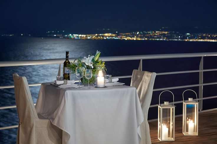 Stunning modern luxury villa overlooking the Aegean Sea, Ammoudi | Cretico