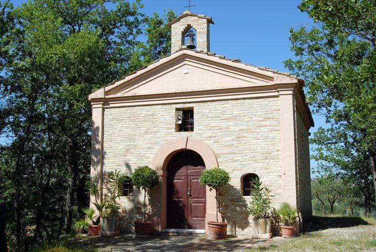 Chiesa della Madonna di Gagliano #marcafermana #montevidoncorrado #fermo #marche