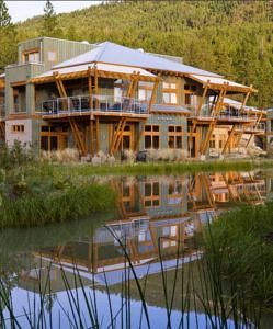 Trout Lake home at Outback Lakeside Resort