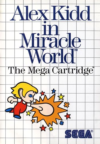 Play Alex Kidd in Miracle World Sega Master System online | Play retro games online at Game Oldies