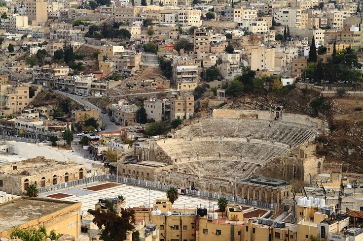 Vol aller-retour: Montréal - Amman, Jordanie pour $1114! #yulair #voyage