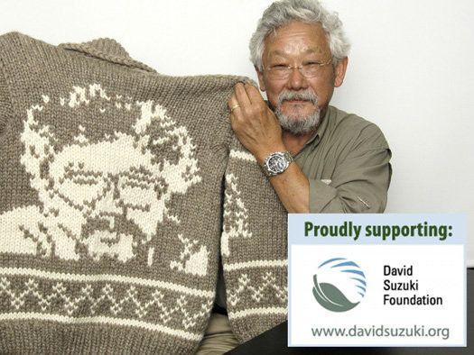 Official David Suzuki