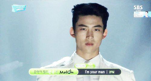 140921 SBS Inkigayo - 2PM