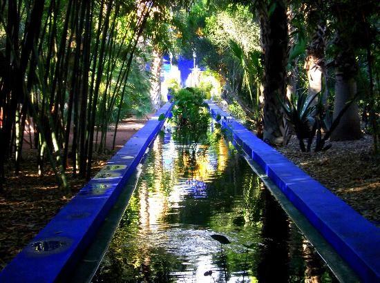 Jardim Majorelle, Marrakesh, Marrocos/Atrações mais comentadas