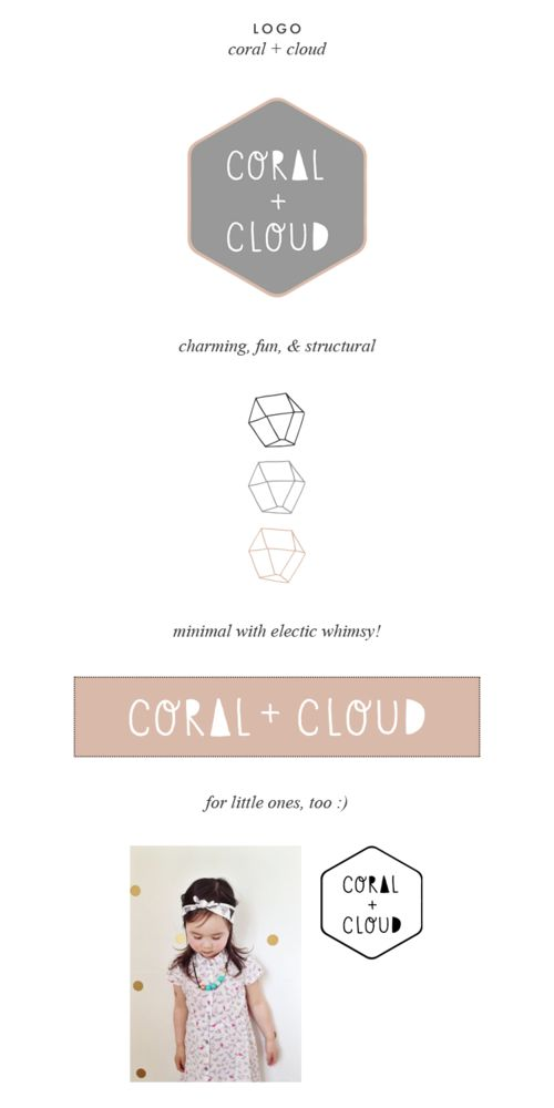Coral + Cloud final logo