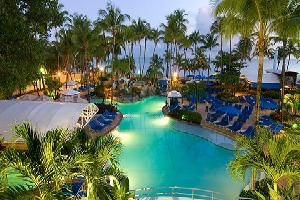 InterContinental San Juan, Puerto Rico Stayed here this summer and it was great!!!!