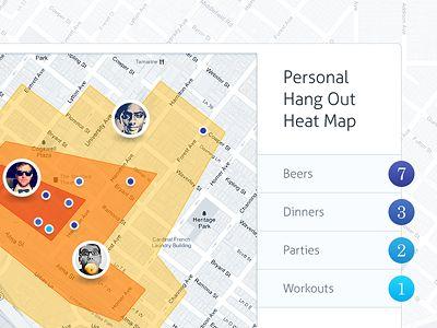 Forexearlywarning heat map