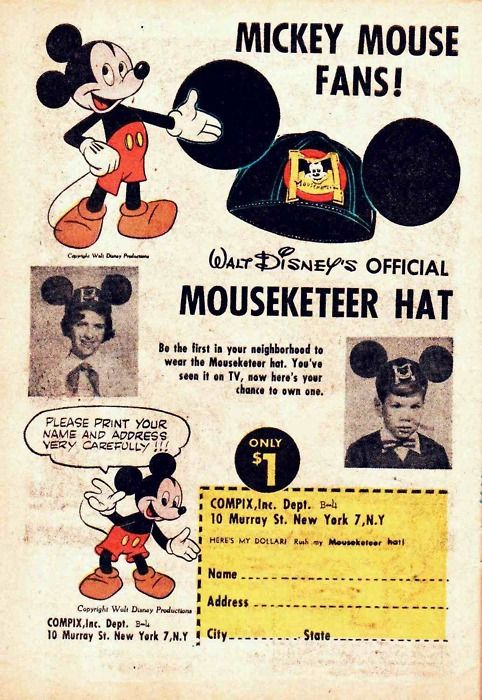 """I want to be a Mouseketeer!  """"Adults are only kids grown up, anyway.""""-Walt Disney"""