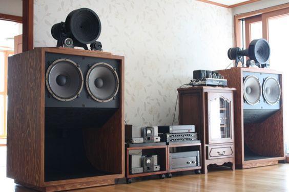 jbl 4520 hifi in 2019 lautsprecher h rner und bass. Black Bedroom Furniture Sets. Home Design Ideas