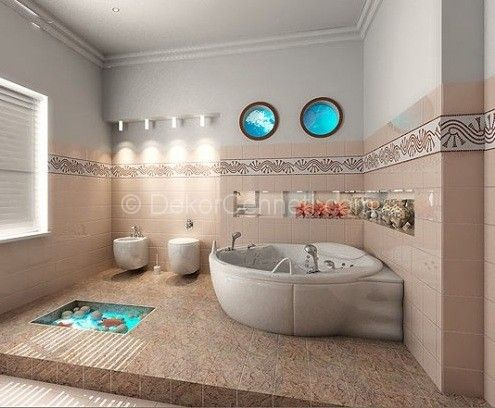 Weu0027d Like To Show You A Collection Of Modern And Luxury Bathroom Designs  That Will Help You Picture The Dream Bathroom. Most Of The Designs Are .
