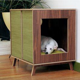 Midcentury Modern Dog Furniture, Medium by Modernist Cat - modern - pet accessories - Etsy