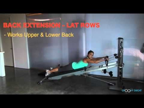 Total Gym Swimsuit-Ready Workouts - Week 5 - YouTube