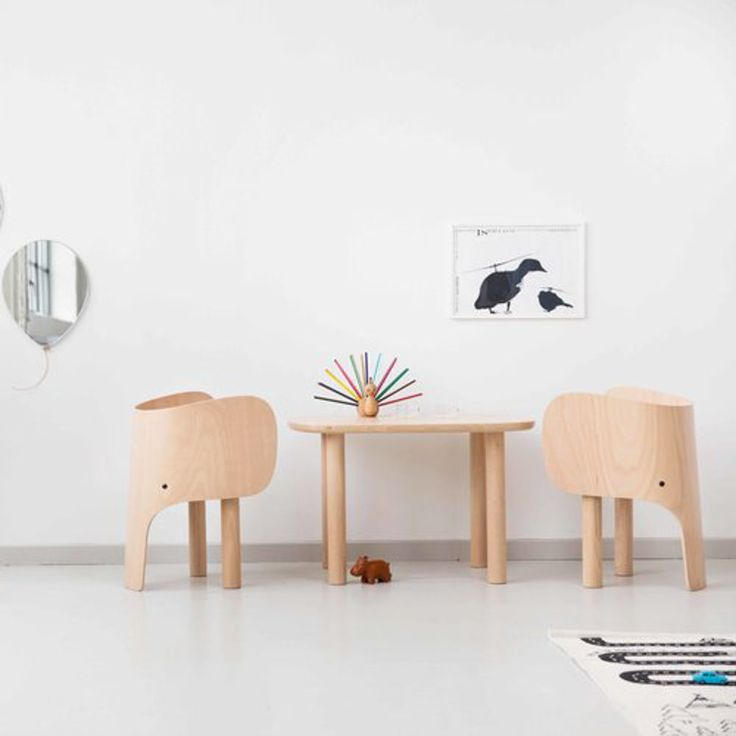 Top3 By Design   Elements Optimal Denmark   Elephant Table Natural