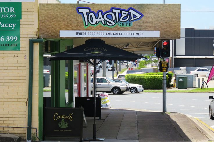 Toasted Cafe Everton Park