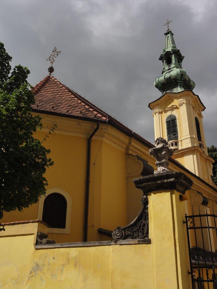 Szent György szerb templom