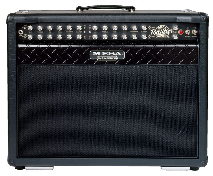 Roadster Combo Amplifier The Roadster is a Road King without Progressive Linkage™ and other rear panel features that some players fear need a higher education to navigate. The Roadster now offers the