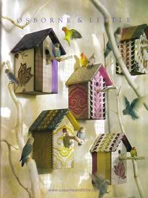 bird house Osborne & Little