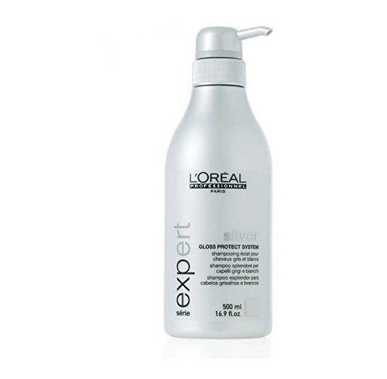 L'Oreal Serie Expert Silver Shampoo Unisex Shampoo #beauty #lorealparis