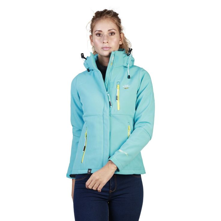 Geographical Norway darkturquoise Women Jackets