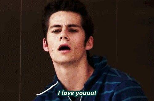 I love you too ♡