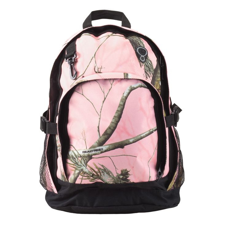 Pink Realtree® Camo Backpack