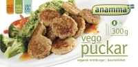 Vegetarisk kjøtterstatning. Finnes i velassorterte dagligvarebutikker/helsekost.