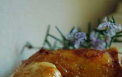 Pollo alla senape - Un secondo piatto gustoso e originale da gustare usando la senape di Digione o, in alternativa, i tipo di senape che più si addice al vostro palato.
