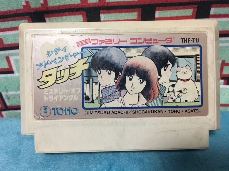 City Adventure Touch Famicom Japan NTSC-J Nintendo Family Computer