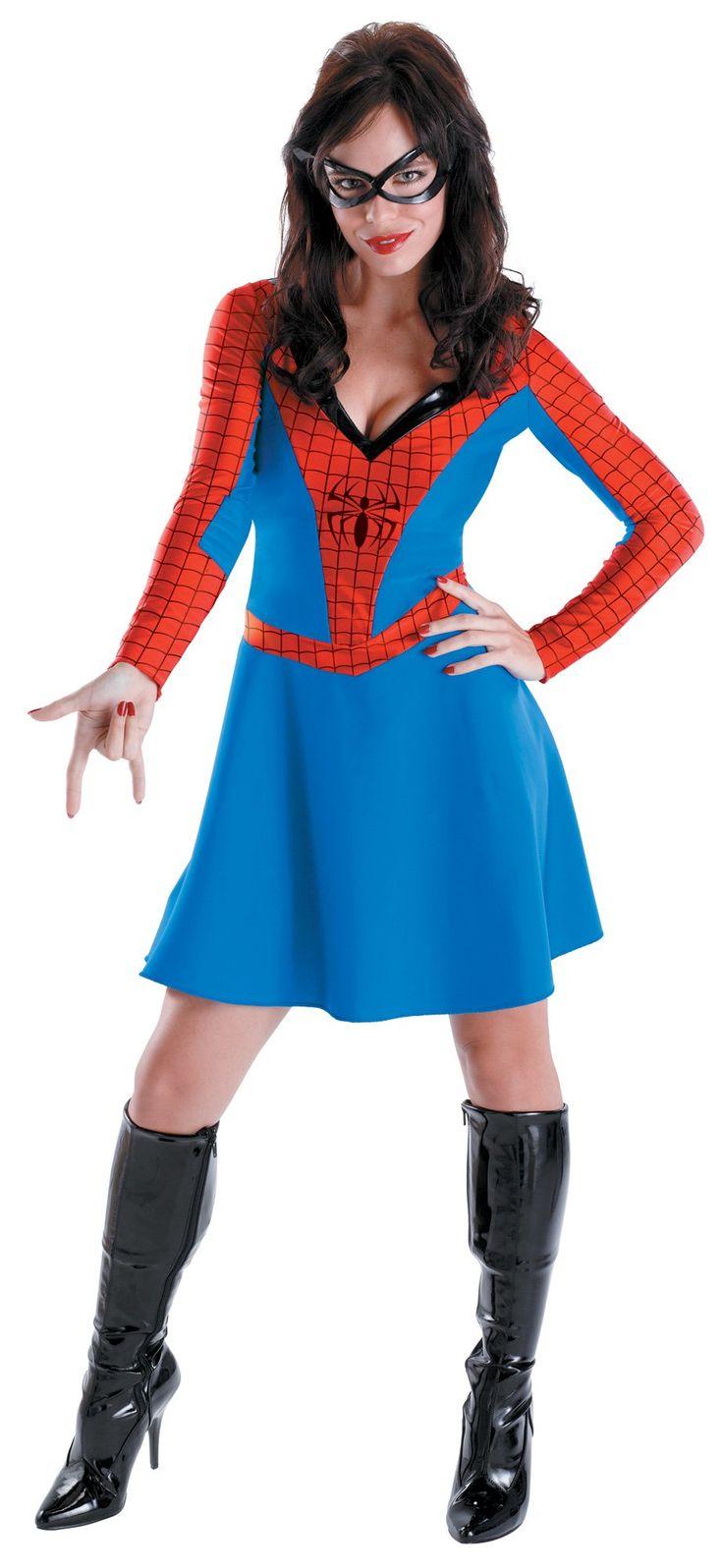 Ladies Spider-Man dress