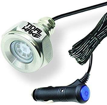 Fine Tidal Wake Plug N Play Underwater Led Boat Drain Plug Light No Wiring 101 Breceaxxcnl