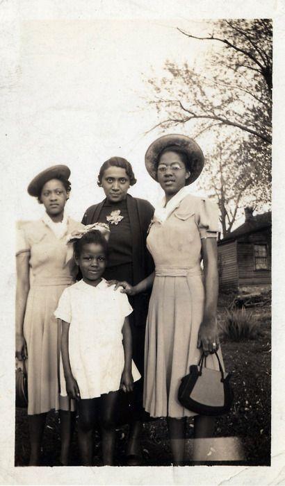 Ladies' Day [Howard Family Album, 1930's]  via Waheed Photo Archive